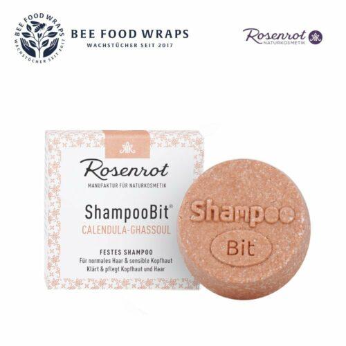 Shampoo_CALENDULA-GHASSOUL 02_Logo
