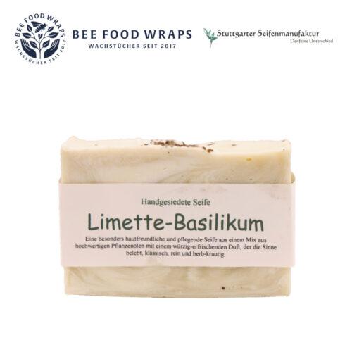 Seife_Limette-Basilikum_Logo