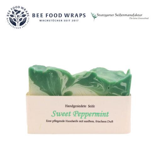 Seife_SWEET PEPPERMINT_Logo