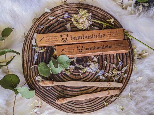 Zahnbürste BAMBUS 02