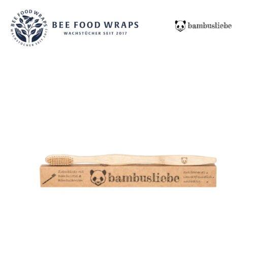 Zahnbürste BAMBUS_Logo